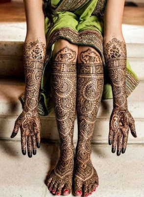 best-indian-bridal-henna-designs-for-hands-with-images-9