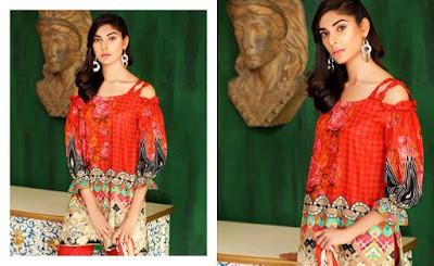 Charizma-naranji-summer-embroidered-lawn-2017-collection-1