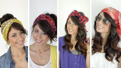 How-to-wear-infinity-scarf-in-summer-that's-look-attractive-1