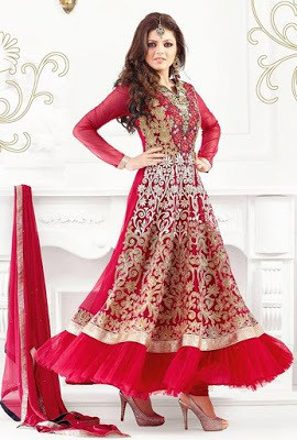 Latest-party-wear-indian-dresses-2017-designs-for-girls-10