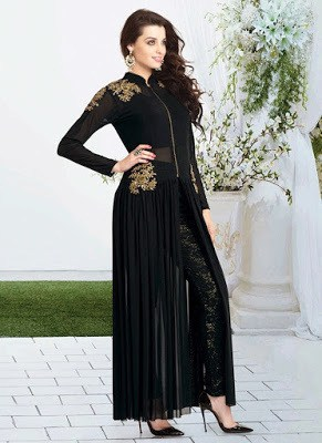 Latest-party-wear-indian-dresses-2017-designs-for-girls-11