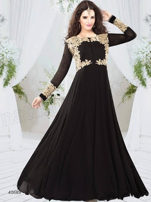 Latest-party-wear-indian-dresses-2017-designs-for-girls-5