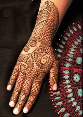 simple mehndi designs for beginners for hand