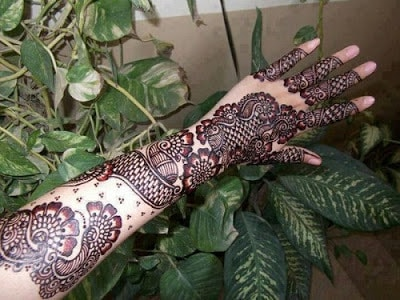 latest eid mehndi designs for hands 2018