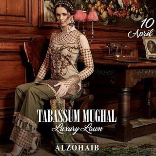 Tabassum-mughal-luxury-summer-lawn-dresses-2017-by-al-zohaib-4