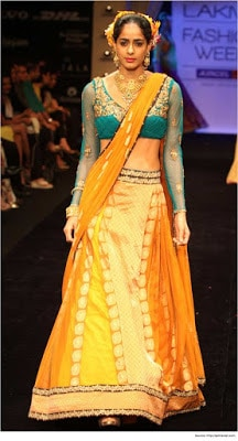 Top-blouse-designs-pattern-for-lehenga-choli-for-woman-8