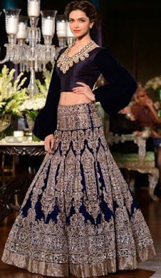 Top-indian-lehenga-blouse-designs-2017-by-manish-malhotra-3