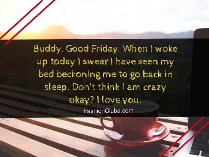 good morning friday wishes and messages