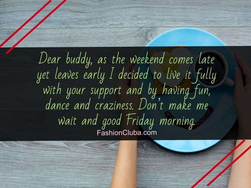 nice good morning friday  quotes