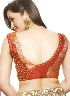 stylish-blouse-back-neck-designs-for-sarees-catalogue-10