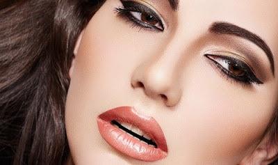 Arabic-bridal-makeup-&-hairstyles-tutorial-step-by-step-7