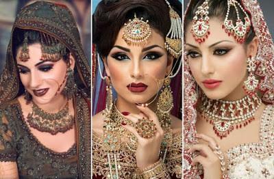 Arabic-bridal-makeup-&-hairstyles-tutorial-step-by-step-1