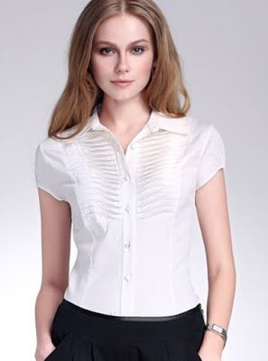 Classy-and-stylish-casual-short-sleeve-shirts-for-women-7