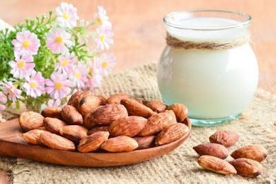 Create-a-Wash-With-Almonds-And-even-Milk