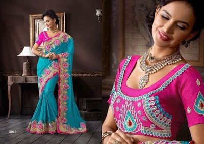 Indian-wedding-blouse-designs-collection-2017-for-silk-saree-11