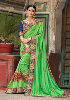 Indian-wedding-blouse-designs-collection-2017-for-silk-saree-4