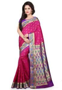 India-paithani-saree-designs-maharashtrian-blouse-patterns-4