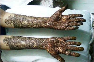 Latest-asha-savla-bridal-mehndi-designs-that-you-will-love-7