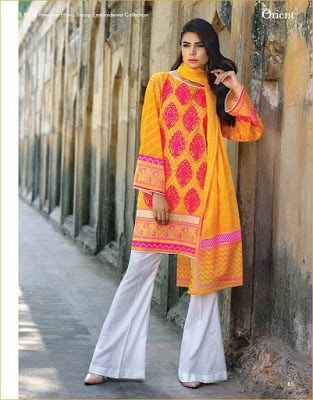 Orient-ethnic-embroidered-dresses-collection-2017-eid-series-2