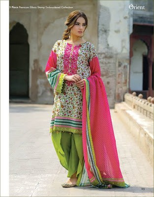 Orient-ethnic-embroidered-dresses-collection-2017-eid-series-7