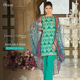 Orient-textile-summer-chiffon-embroidered-2017-collection-10