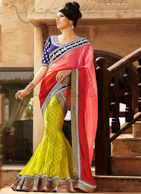 Traditional-ethnic-wear-indian-wedding- dresses-for-women-13