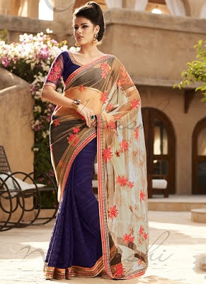 Traditional-ethnic-wear-indian-wedding- dresses-for-women-11