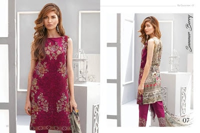 Baroque-eid-lawn-collection-2017-embroidered-designs-12