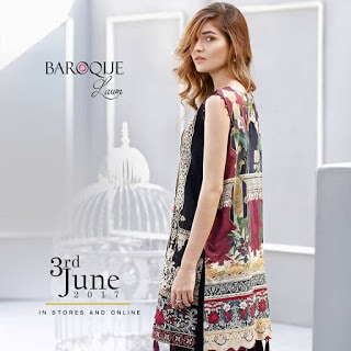 Baroque-eid-lawn-collection-2017-embroidered-designs-3