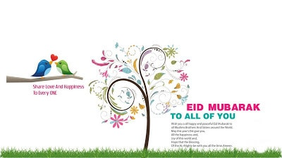 eid mubarak messages for someone special