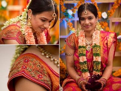 Indian-Bridal-Neck-Blouse-Designs