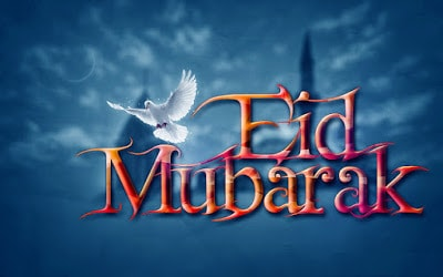 eid mubarak messages in english for wife