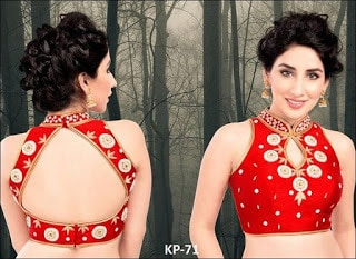 Stylish-Blouse-Back-Neck-Designs-For-Silk-Saree-Catalog-1