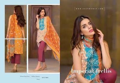 Zeen-eid-festive-chiffon-collection-2017-dresses-for-girls-7