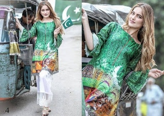 Azadi-digital-printed-cotton-and-silk-kurti-2017-for-girls-by-al-zohaib-12