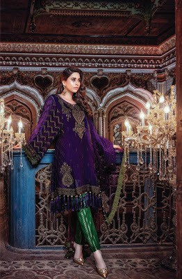 Maria.b-mbroidered-eid-collection-2017-embroidered-dresses-10