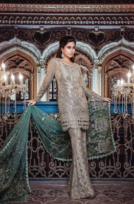 Maria.b-mbroidered-eid-collection-2017-embroidered-dresses-11