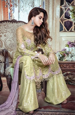 Maria.b-mbroidered-eid-collection-2017-embroidered-dresses-3