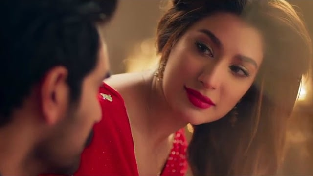 Punjab-nahi-jaungi's-latest-song-ae-dil-mehwish-hayat