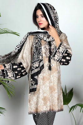 Lala-launch-latest-nero-bianco-fall-collection-2017-suit-2