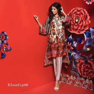 Khaadi-pret-fall-fresco-collection-2017-for-girls-4
