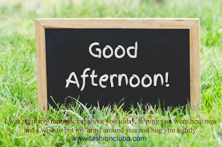 Cute-good-afternoon-sms-wishes-for-your-lovers-in-english-2
