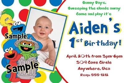 Baby-elmo-first-birthday-invitations