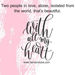 with all my heart black and white hand written lettering phrase about love on pink grunge to valentines day design poster