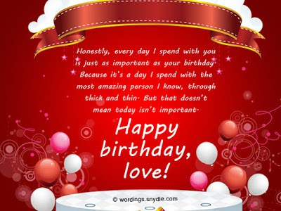 sweet messages to send to your boyfriend on his birthday