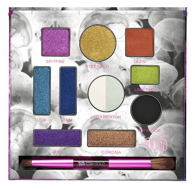 New Urban Decay X Rock Collab Kristen Leanne