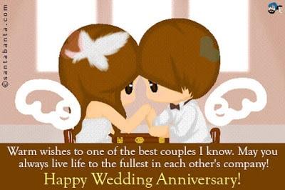funny wedding anniversary poems