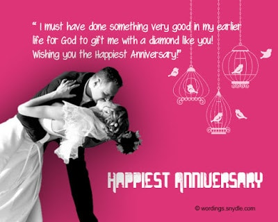Funny marriage anniversary wishes