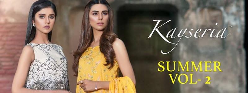 kayseria latest women midsummer collection