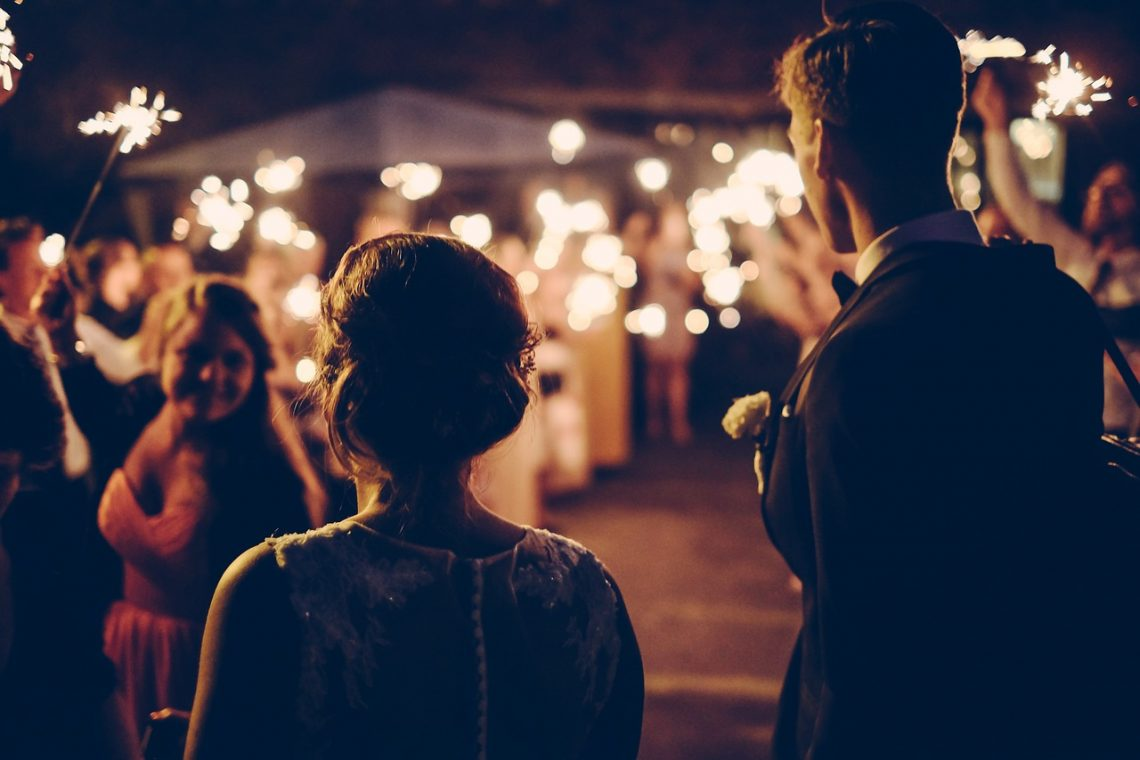 Country Club Wedding